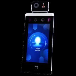 AI顔認証タブレット型サーモグラフィカメラITH-S01